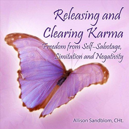 Releasing & Clearing Karma by Allison Cht. Sandblom (2012-04-03)