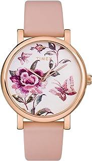 Timex Women's Full Bloom 38mm Watch