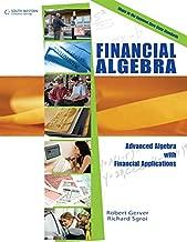 Best financial algebra book Reviews