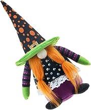 LUOEM Halloween Faceless Pop Rudolph Dwerg Decoratie Gnomes Pluche Pop Versiering