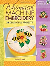 Best designs in machine embroidery magazine subscriptions Reviews