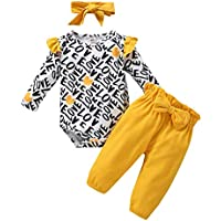 Cbhaiblyd Newborn Baby Valentine's Day Outfits