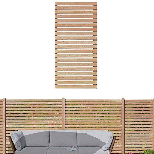 Gartenpirat -   Sichtschutzzaun