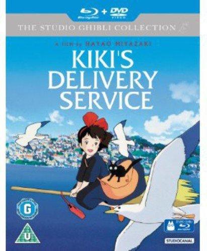 Kiki's Delivery Service [Edizione: Regno Unito] [Reino Unido] [Blu-ray]