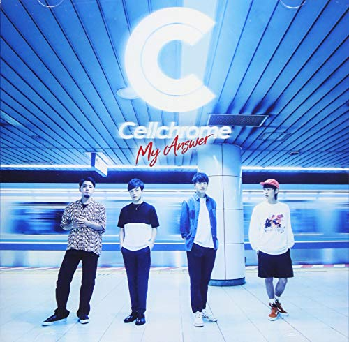 [Album]My Answer – Cellchrome[FLAC + MP3]