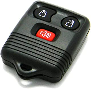 OEM Electronic 3-Button Key Fob Remote Compatible with Ford Lincoln Mercury Mazda (FCC ID: CWTWB1U345, GQ43VT11T)