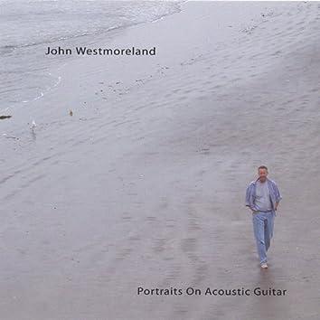 Portraits On Acoustic Guitar
