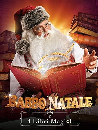 Babbo Natale e i Libri Magici