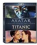 Pack 2 -Avatar + Titanic - Blu...