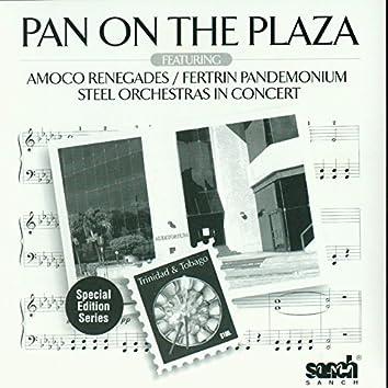 Pan on the Plaza