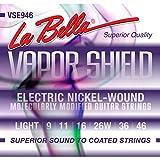 La secuencia del Labella VSE946 vapor Escudo de la guitarra eléctrica Violeta