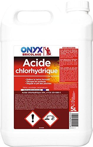 ARDEA Acide Chlorhydrique 23% 5 L