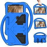 Funda para Samsung Galaxy Tab A T280/Tab 4 T230/Tab 3 T210/P3200 de 7 pulgadas, a prueba de golpes EVA Tablet caso, ligera funda protectora para niños, soporte de mango+correa de hombro