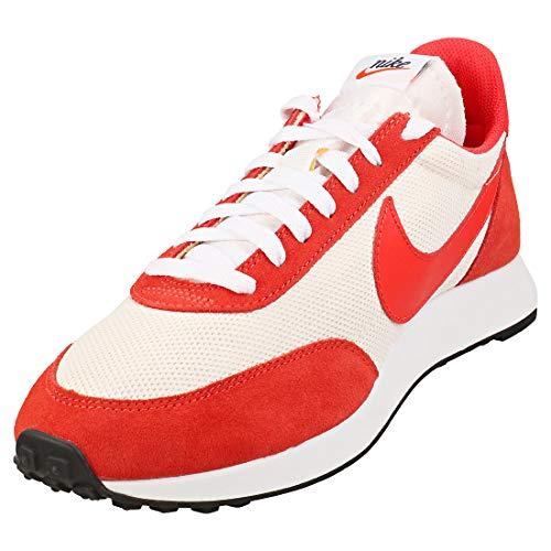 Nike Air Tailwind 79 Hombres Zapatillas Moda Red White - 45 EU