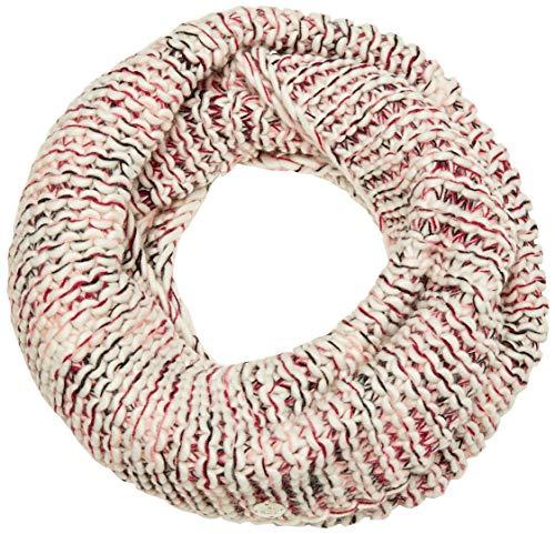 s.Oliver Junior Mädchen 403.12.009.25.276.2042424 Tuch, Off-White Knit, 1