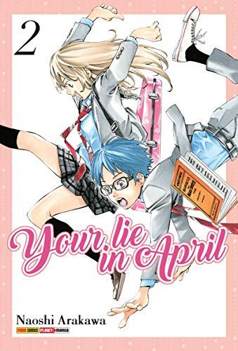 Your Lie in April - Volume 2