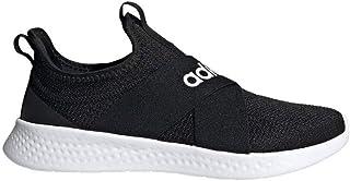 adidas Women's Puremotion Adapt Running Shoe, Core Black FTWR White Grey Five, 4.5 UK