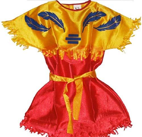 FKW Keller Prinzessin Kinder Kostüm Faschingskostüm Fasching Karneval-Karnelvalskostüm Kinderkostüm (80)