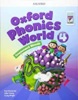 Oxford Phonics World: Level 4: Student Book with Reader e-Book Pack 4