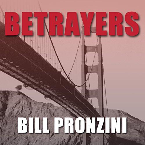 Betrayers cover art