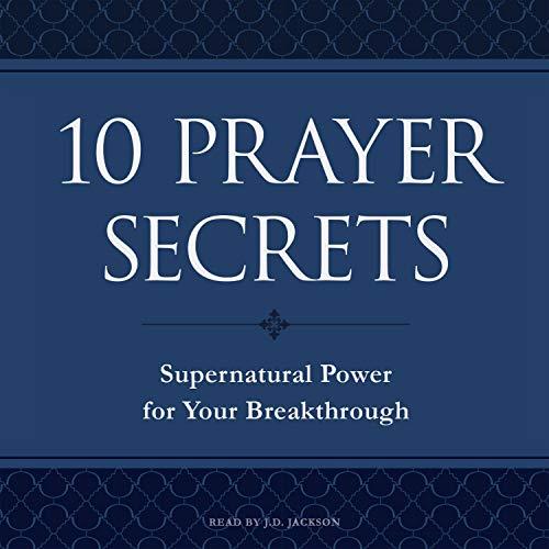 10 Prayer Secrets Titelbild