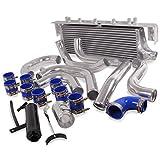 2.5' aluminio aleación Intercooler de montaje frontal FMIC Kit