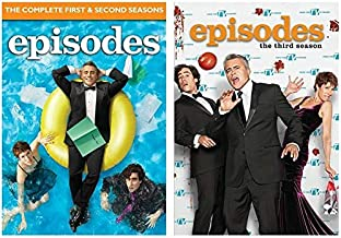 Episodes: Seasons 1-3 (Complete First Second and Third Seasons)