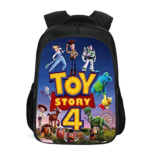 XWXBB - Mochila de dibujos animados, mochila de astronauta, mochila personalizada para niños Negro A02 Grundschule 1-3
