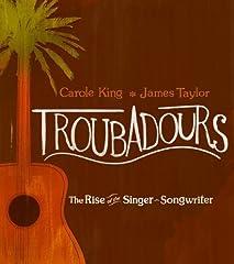 Carole King/James Taylor- Rise of Singer-songwriter