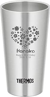 [名入れショップ Happy Gift]サーモス THERMOS ステンレスタンブラー 300ml JDI-300 マット
