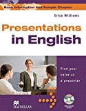 Business Skills: Presentations in English: Find your voice as a presenter / Student?s Book with DVD - Erica J. Williams