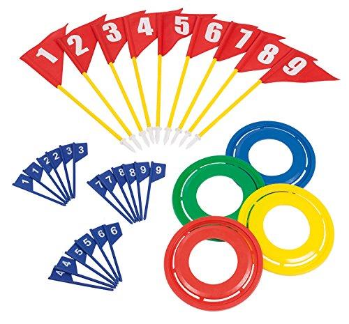 Idena 7400015 - Ringgolf für 4 Spieler