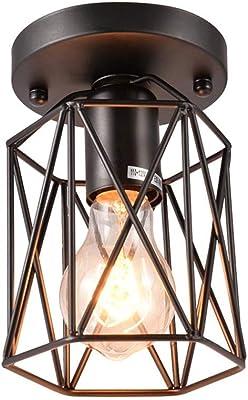 ZHMA Techo de Metal de Reequipamiento lámpara de techo ...
