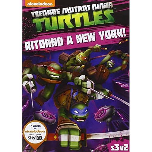 T.M.N.Turtles - Ritorno A New York Stg.3.2