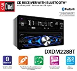 Dual Electronics DXDMD228BT