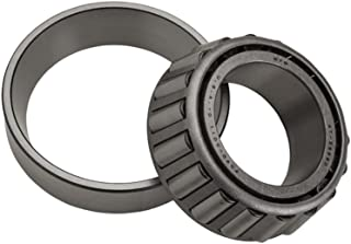 NTN Bearing 368A/362A Tapered Roller Bearing Cone and Cup Set, Steel, 2