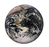 Pack of 12 Earth Flag Lapel Pins; Twelve...