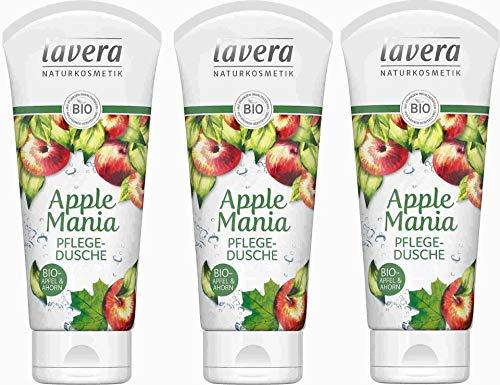 mächtig der welt Lavera Apple Mania Bio-Ahorndusche, 3 x 200 ml
