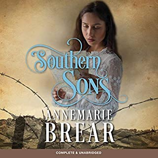 Southern Sons audiobook cover art