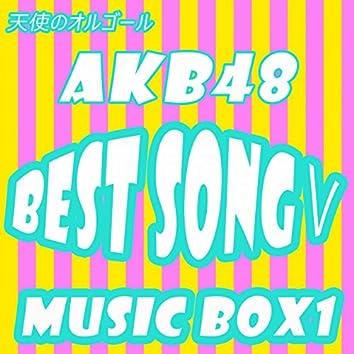 AKB48 Best Song V MusicBox