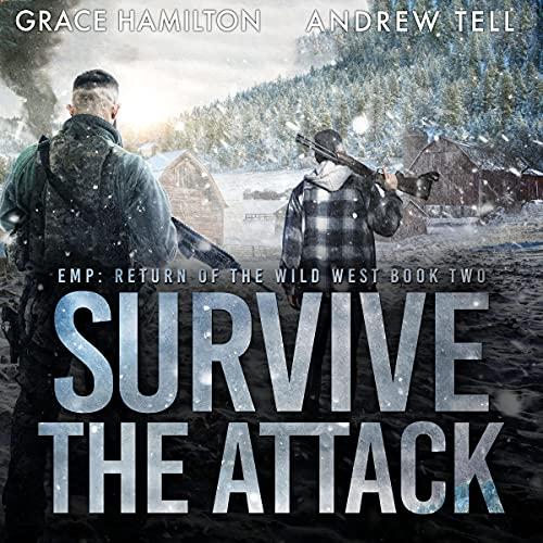 Survive the Attack cover art