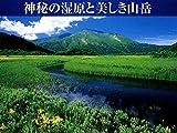 神秘の湿原と美しき山岳