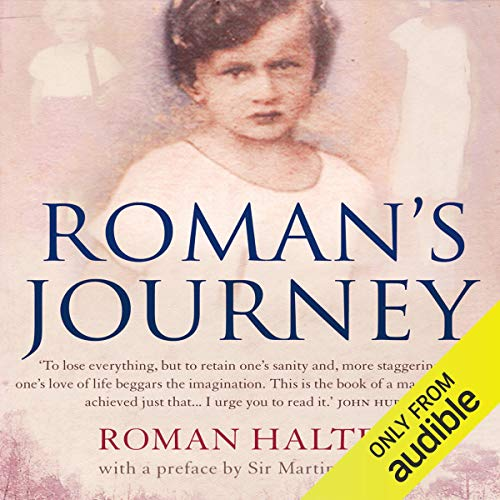 Roman's Journey cover art