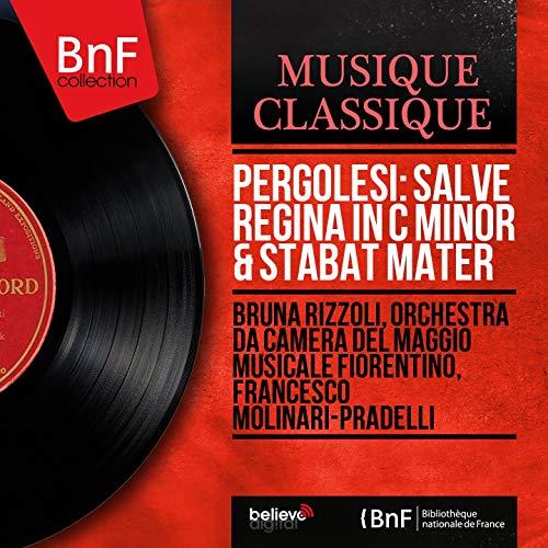 Pergolesi: Salve regina in C Minor & Stabat mater (Mono Version)