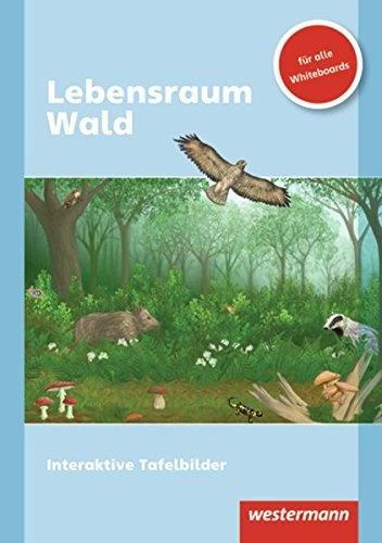 Lebensräume: Lebensraum Wald: Einzelplatzlizenz: Whiteboard-Software für den Sachunterricht - Ausgabe 2013 / Einzelplatzlizenz (Lebensraum Wald: ... für den Sachunterricht - Ausgabe 2013)