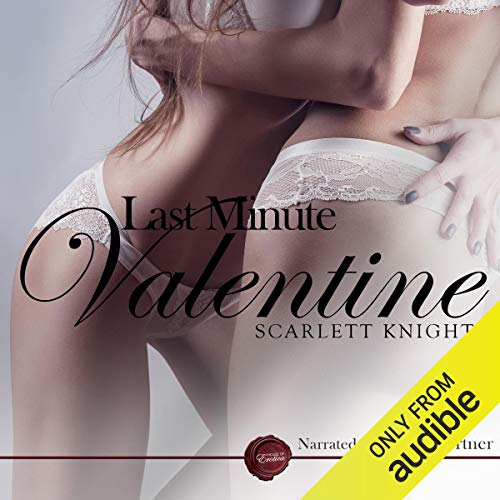 Last Minute Valentine cover art