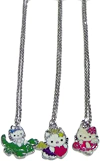 97e638a16 Fashion Jewelry ~ Hello Kitty Pendant Necklaces Jewelry Set of 3 Style 17