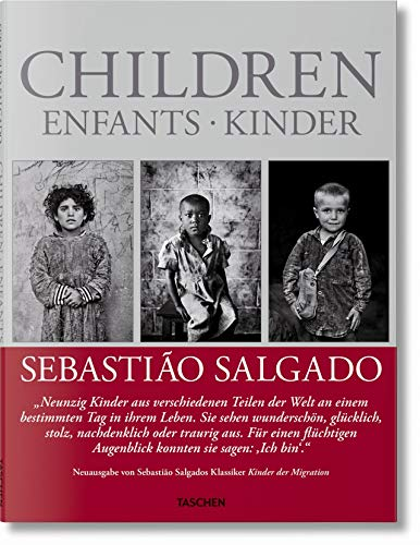 Sebastião Salgado. Children: FO