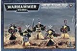 Games Workshop Dark Angels Veteran Space Marines Warhammer 40K