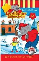 Benjamin Bluemchen - Folge 37: Der Gorilla ist weg [Musikkassette]